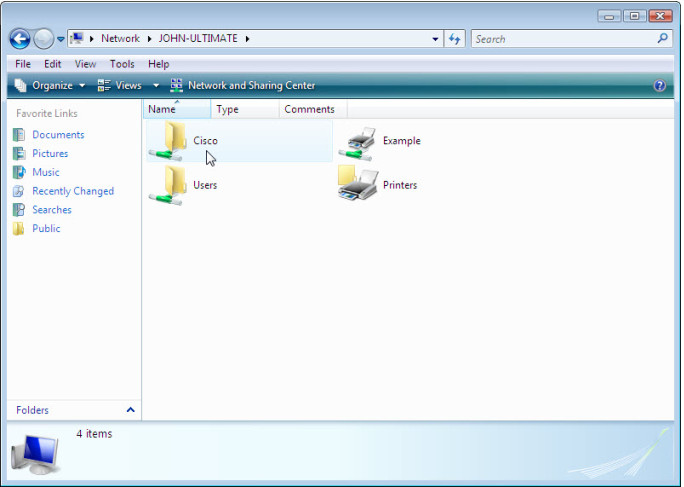12.3.1.5 Lab - Configure the Firewall in Windows 7 and Vista (Answers) 52