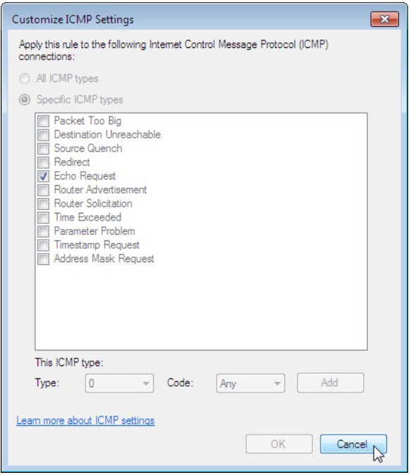 12.3.1.5 Lab - Configure the Firewall in Windows 7 and Vista (Answers) 66