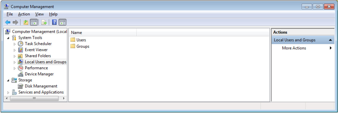 12.3.1.9 Lab - Configure Users and Groups in Windows (Answers) 22