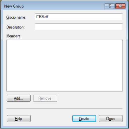 12.3.1.9 Lab - Configure Users and Groups in Windows (Answers) 31