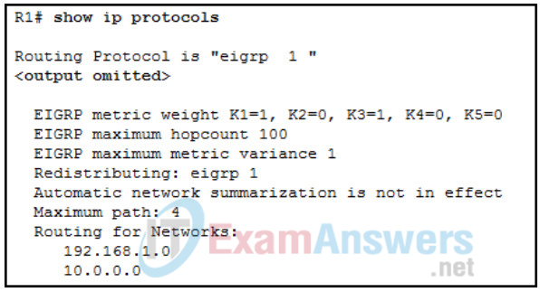 CCNPv8 ENCOR (Version 8.0) - FINAL EXAM Answers 62