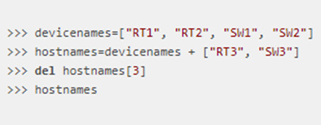 A student new to Python is working in the interactive interpreter mode. The student issues the commands: What is the result? 2