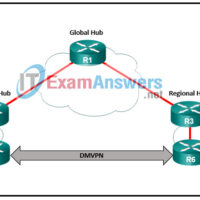Chapters 18 - 20: VPNs Exam Answers (CCNPv8 ENARSI) 5