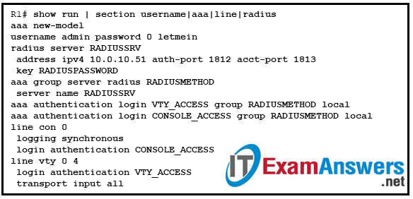 CCNP ENARSI v8 Final Exam Answers Full - Advanced Routing 23